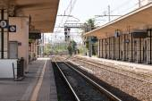 Tren İstasyonu — Stok fotoğraf