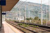 Train station — Stockfoto