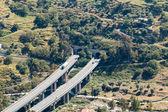 Autopista y túnel — Foto de Stock