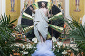 Jesus Statue — Stock Photo