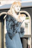 Estatua de mujer — Foto de Stock