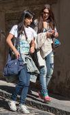 Daniela e Katia — Stock Photo