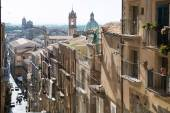 Roofs and Steeples — Fotografia Stock