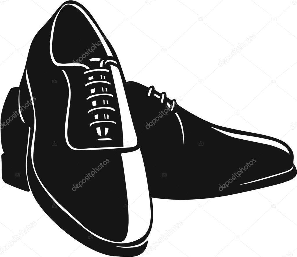 Dress Shoes Clipart