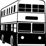 Double Decker Bus — Stock Vector #52920673