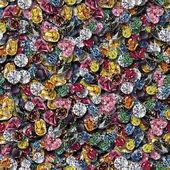 Gems Seamless Texture Tile — Stockfoto
