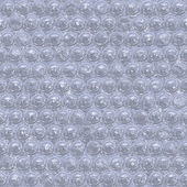Bubble Wrap Seamless Texture Tile — 图库照片
