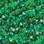 Emeralds Seamless Texture Tile — Stockfoto