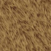 Bear Fur Seamless Texture Tile — Stockfoto