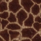 Giraffe Fur Seamless Texture Tile — Stock Photo
