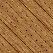 Wood Decking Seamless Texture Tile — Stock Photo