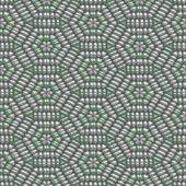 Pearl Beads Seamless Texture Tile — Stock Photo