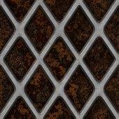 Grate on Granite Seamless Texture Tile — Stock Photo