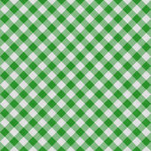 Gingham Fabric Seamless Texture Tile — Stock Photo