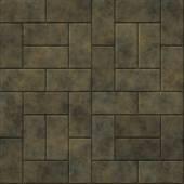 Pavers Seamless Texture Tile — Stock Photo