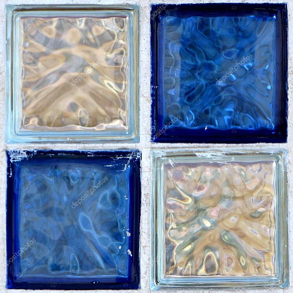 Azulejo de vidrio bloque transparente textura fotos de - Azulejos de cristal ...