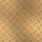 Diamondplate Metal with Highlights and Shadows Seamless Texture Tile — Stock Photo