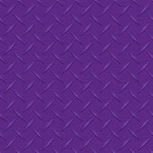 Purple Diamondplate Metal Seamless Texture Tile — Stock Photo