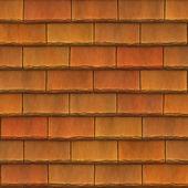 Beton gont dachówki tekstura — Zdjęcie stockowe