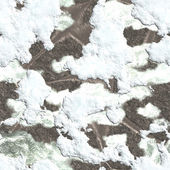 Snow Seamless Texture Tile — Stock Photo