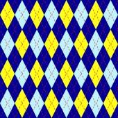Azulejo de argyle tela transparente textura — Foto de Stock