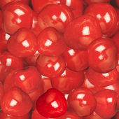 Cherries Seamless Texture Tile — Stockfoto