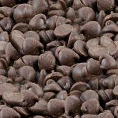 Chocolate Chips Seamless Texture Tile — Stockfoto