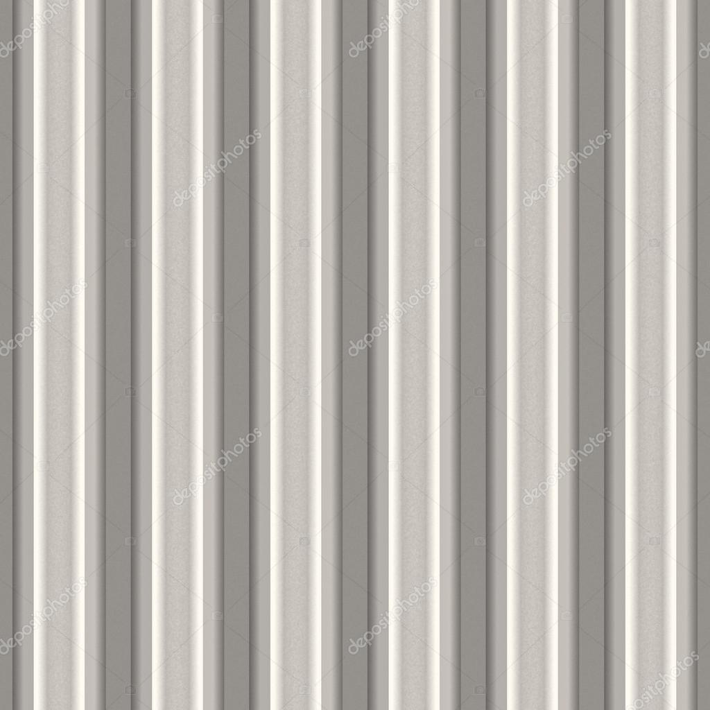Corrugated Metal Seamless Texture Tile   Stock Image. Corrugated Metal Seamless Texture Tile   Stock Photo