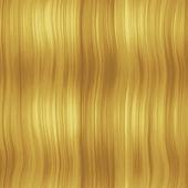 Blonde Hair Seamless Texture Tile — Stockfoto