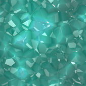 Crystals Seamless Texture Tile — Stock Photo