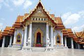 The Marble Temple, Bangkok, Thailand — Stockfoto