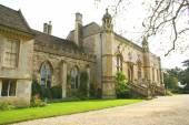 Lacock Abbey, Wiltshire, England — Stock Photo