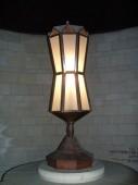 Lamp. light. — Stock Photo