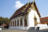 Temple, Bangkok, Thailand — Stock Photo