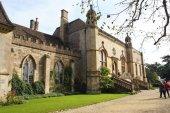 Lacock Abbey, Wiltshire, England — ストック写真