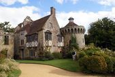 Scotney Castle, Kent, England — 图库照片