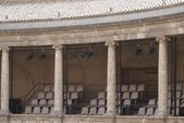 Theater, Alhambra, Granada, Andalusia, Spain — Stock Photo