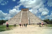 El Castillo, Chichen Itza, Mexico — Stock Photo