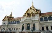 Maha Prasat. The Grand Palace, Bangkok, Thailand — Stockfoto