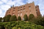 Powis castle, Welshpool, Powys, Wales, England — Stockfoto