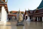Wat Saket, Bangkok, Thailand — Stockfoto