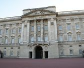 Buckingham Palace, London, England — ストック写真