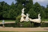 Fountain of Love, Cliveden, Buckinghamshire, England — Stock Photo