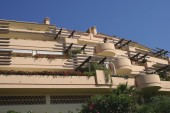 Balcones españolas — Foto de Stock