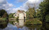 Scotney castle, kent, Inglaterra — Foto de Stock