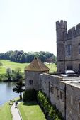 Gatehouse, Leeds castle, Kent, England — Stock Photo