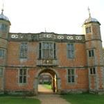 Decorative Tudor gatehouse — Stock Photo #68935337
