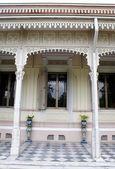 Abhisek Dusit Throne Hall, Dusit Palace, Bangkok, Thailand, Asia — Fotografia Stock