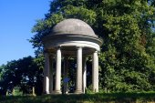Rotunda in Petworth, West Sussex, England — Stock Photo