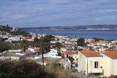 Kalyves village, Crete, Greece, Europe — Stock Photo